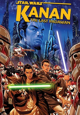 Star Wars: Kanan: Volume 1: The Last Padawan TP