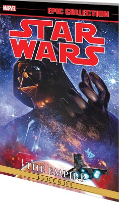 Star Wars Legends: Epic Collection: Empire: Volume 3 TP