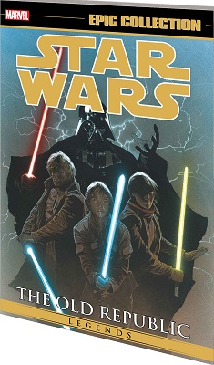 Star Wars Legends: Epic Collection: Volume 2: The Old Republic TP