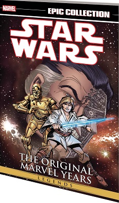 Star Wars: Legends Epic Collection: The Original Marvel Years: Volume 2 TP