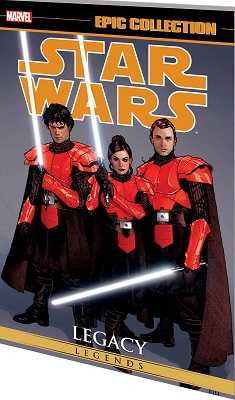Star Wars: Legends Epic Collection: Volume 1: Legacy TP