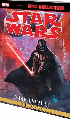 Star Wars: Legends Epic Collection: Volume 2: Empire TP