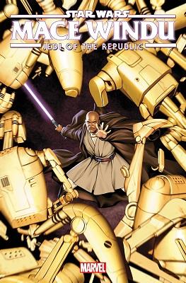 Star Wars: Mace Windu TP