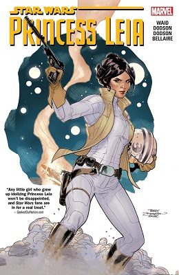 Star Wars: Princess Leia TP