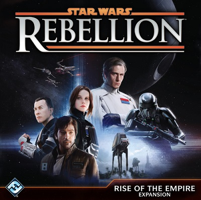Star Wars: Rebellion Rise of the Empire Expansion