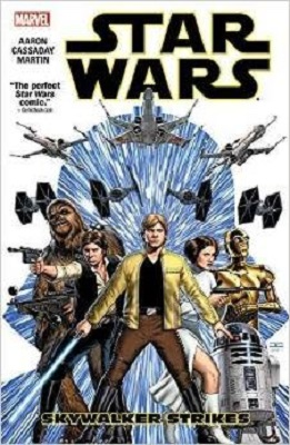 Star Wars: Volume 1: Skywalker Strikes TP (2015 Series) - Used