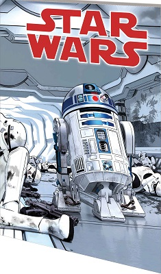 Star Wars: Volume 6: Out Among the Stars TP