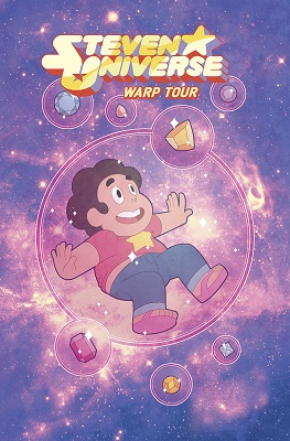 Steven Universe: Volume 1: Warp Tour TP