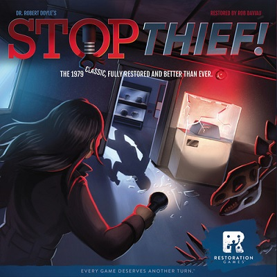 Stop Thief Card Game