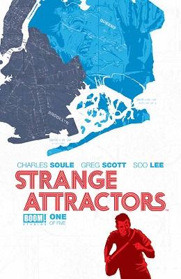 Strange Attractors (2016) Complete Bundle - Used