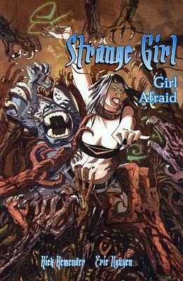 Strange Girl: Volume 1: Girl Afraid TP