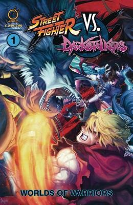 Street Fighter vs Darkstalkers: Volume 1 TP
