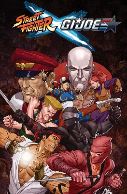 Street Fighter X GI Joe TP