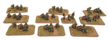 Flames of War: Machine-gun Company: SU704 - Used