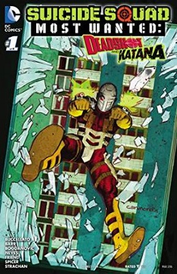Suicide Squad: Most Wanted: Deadshot and Katana (2016) Complete Bundle - Used
