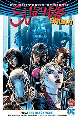 Suicide Squad: Volume 1: The Black Vault