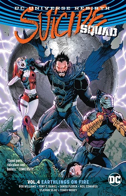 Suicide Squad: Volume 4: Earthlings on Fire TP