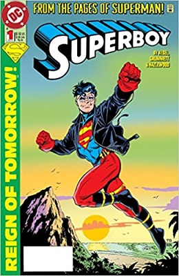 Superboy: Book One: Trouble in Paradise TP