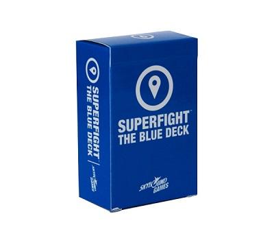SUPERFIGHT: The Blue Deck