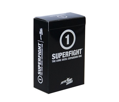 SUPERFIGHT: The Core Deck: Expansion 1