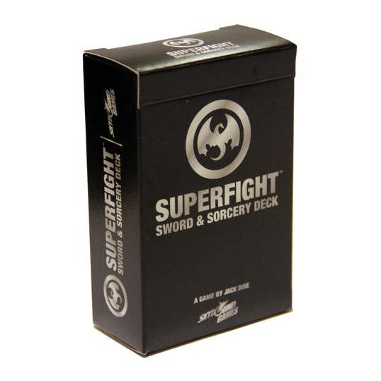 Superfight: The Sword and Sorcery Deck
