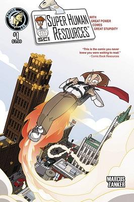 Super Human Resources (2016) Complete Bundle - Used