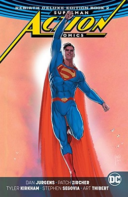 Action Comics: Volume 2 Deluxe Collection HC