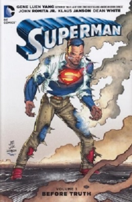 Superman: Volume 1: Before Truth HC