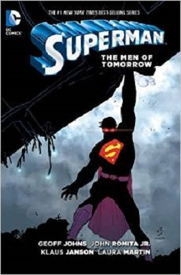 Superman: Volume 6: The Men of Tomorrow HC - Used