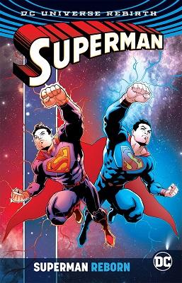 Superman Reborn TP