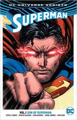 Superman: Volume 1: Son of Superman TP