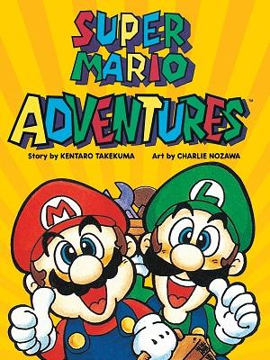 Super Mario Adventures TP