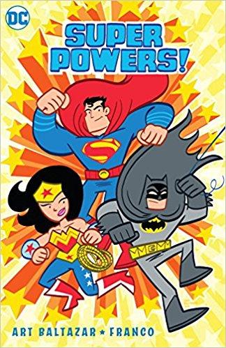 Super Powers: Volume 1 TP