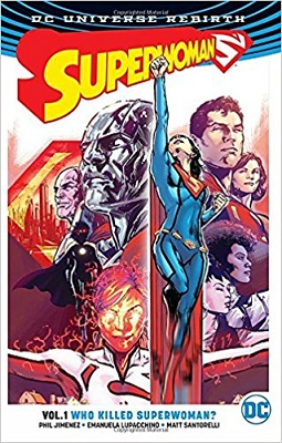 Superwoman: Volume 1: Who Killed Superwoman TP - Used
