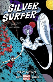 Silver Surfer: Volume 1: New Dawn TP - Used