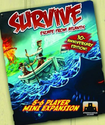 Survive: 30th Anniversary: 5-6 Player Mini Expansion