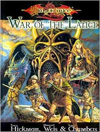 Dungeons and Dragons 3.5 ed: Dragon Lance: War of the Lance