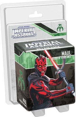 Star Wars: Imperial Assault: Maul Expansion