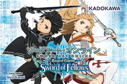 Sword Art Online Dice Game