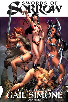 Swords of Sorrow: Complete Saga TP