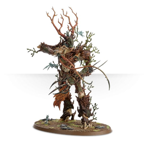 Warhammer: Age of Sigmar: Sylvaneth Treelord 92-07