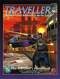 Traveller 20 : Science-Fiction Adventure in the Far Future