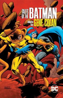 Tales of the Batman: Volume 2: Gene Colan HC