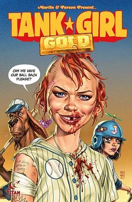 Tank Girl: Gold TP (MR)