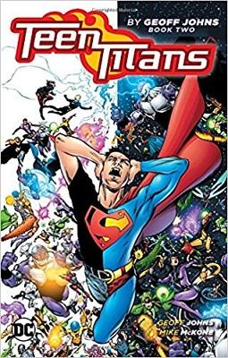 Teen Titans By Geoff Johns: Volume 2 TP