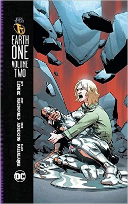 Teen Titans: Earth One: Volume 2 HC - Used