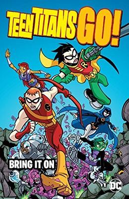 Teen Titans Go: Bring It On TP