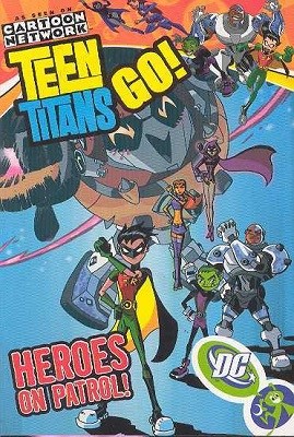 Teen Titans Go: Heroes on Patrol TP