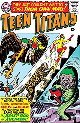 Teen Titans: The Silver Age: Volume 1 TP