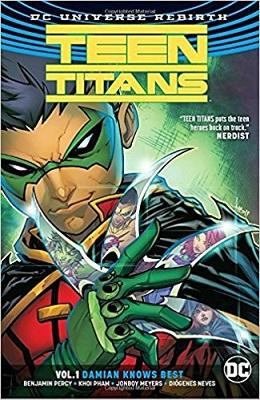 Teen Titans: Volume 1: Damian Knows Best TP